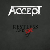 Accept Restless Live DVD