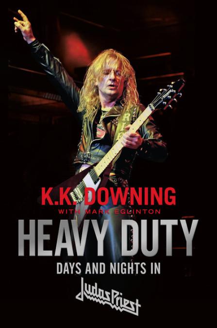 Hvor faen ble det av... K.K. Downing fra Judas Priest     e08501db8e56d