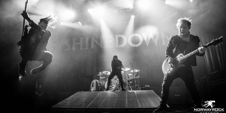 Shinedown - AM Forker-7387
