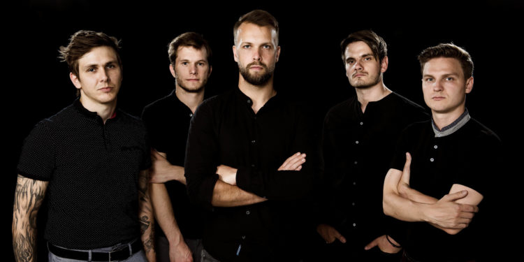 Leprous Band photography