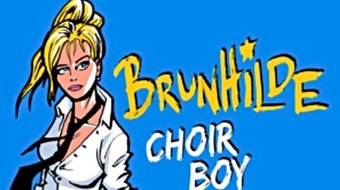 BRUNHILDE Choir Boy album cover