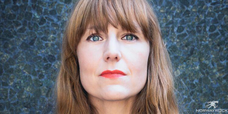 Hedvig Mollestad - by Anne-Marie Forker-