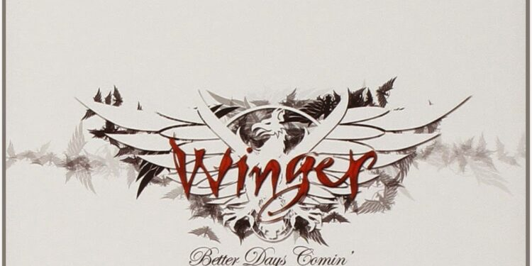 Winger - Better Days Comin' (Deluxe Edition) front