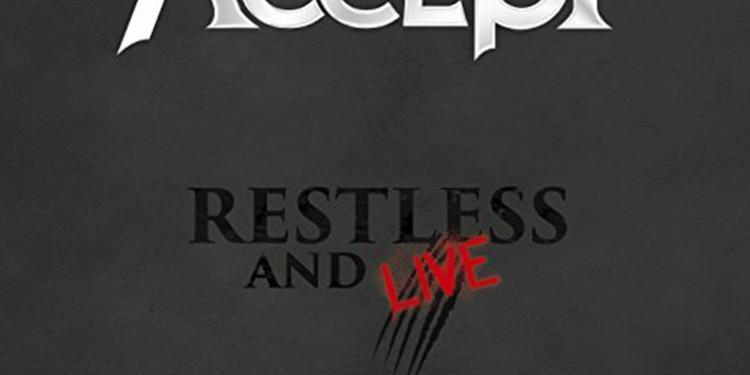 Accept Restless Live DVD