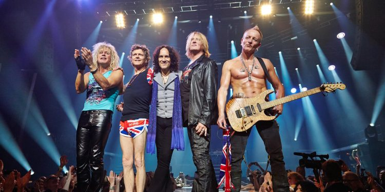 DEF LEPPARD JOINT