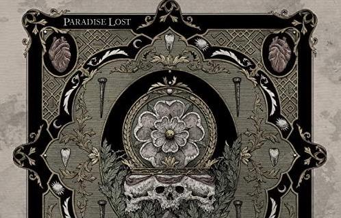 Paradise Lost Obsidian (LP) 07273615317131105585727