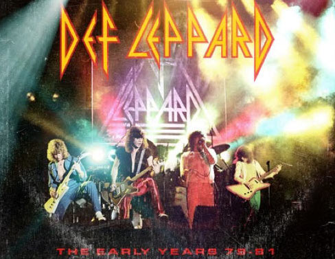 def-leppard-early-years